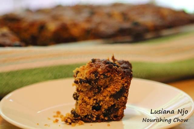 Easy Sultana Cake